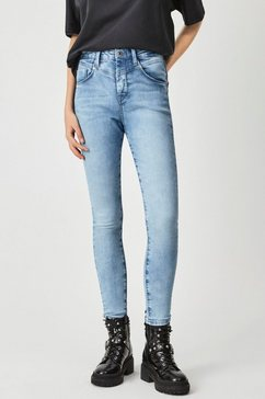 pepe jeans mom jeans blauw