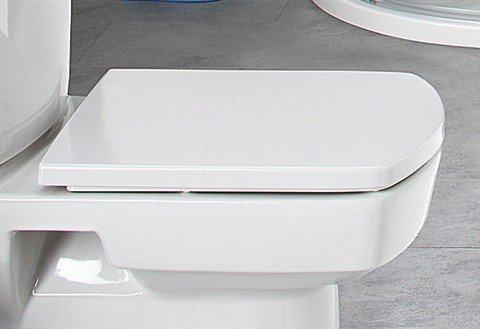 Badkameraccessoires Toiletzitting Ondo 717555 wit