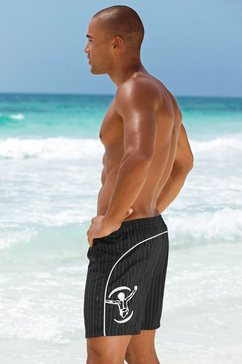 zwemshort, chiemsee zwart