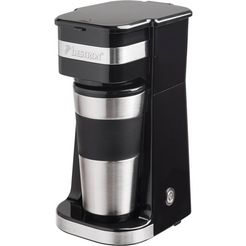bestron »acm112z« filterkoffieapparaat zwart