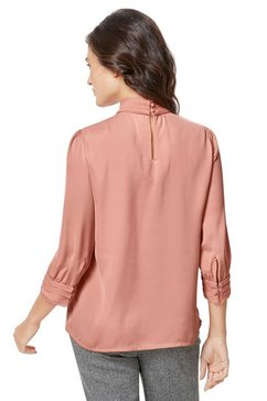 creation l satijnen blouse beige