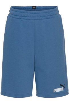 puma short essential 2 col shorts tr boys blauw