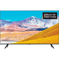 samsung »gu55tu8079« led-tv zwart