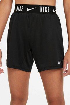 "nike functionele short »nike dri-fit trophy big kids' 6"" shorts« zwart"
