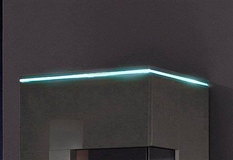LED-verlichting voor glasplateau