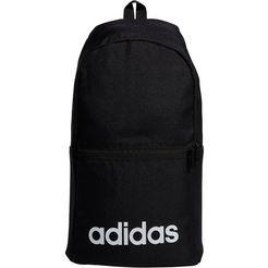 adidas performance sportrugzak linear classic backpack daily zwart