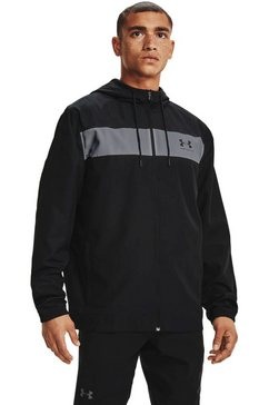 under armour windbreaker »ua sportstyle windbreaker« zwart