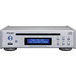 teac »pd-301dab-x« cd-speler