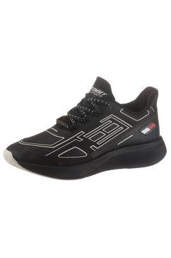 tommy sport sneakers met sleehak ts pro 2 women