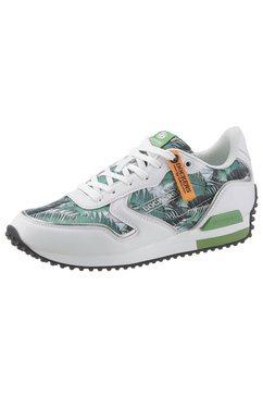 dockers by gerli sneakers met moderne print groen