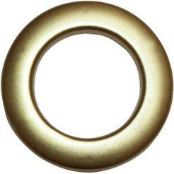 stofringen »stofringen«, gardinia, voor (vitrage)gordijnen, deco-gordijnen, gordijnen met zeilringen bruin