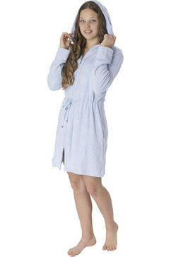 wewo fashion damesbadjas »6025« blauw