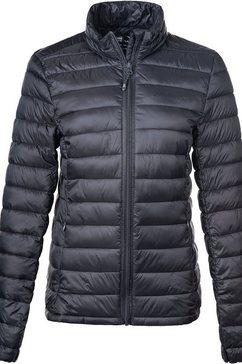 whistler gewatteerde jas tepic grijs
