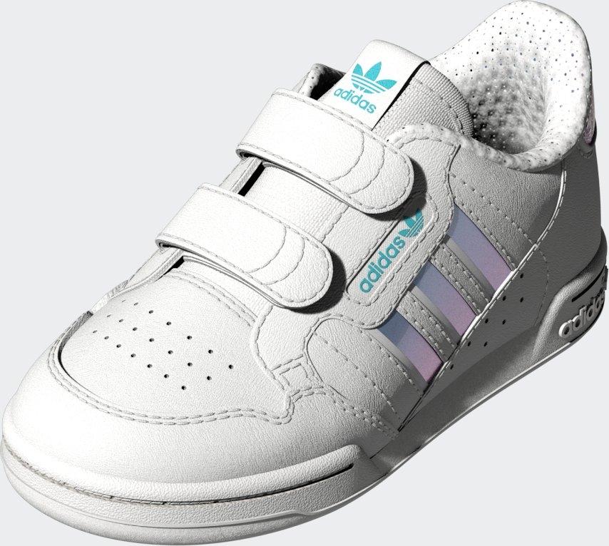 adidas Originals sneakers CONTINENTAL 80 STRIPES CF I online kopen op otto.nl