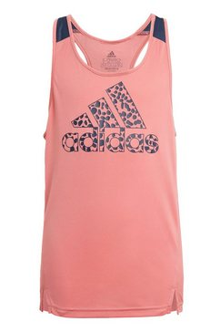 adidas performance functionele top »girls leo tank« roze