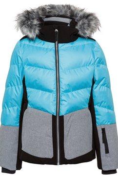 icepeak ski-jack lillie blauw