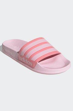 adidas badslippers adilette roze