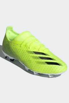 adidas performance voetbalschoenen x ghosted.3 fg geel