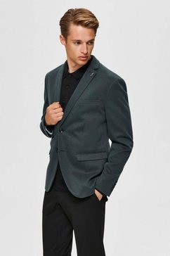 selected homme colbert bij een pak »slim-cole blazer« groen