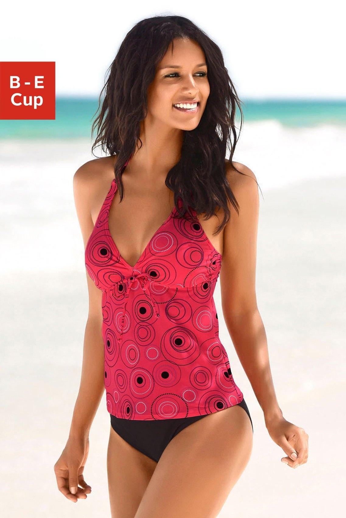 s.Oliver RED LABEL Beachwear beugeltankini bestellen: 30 dagen bedenktijd