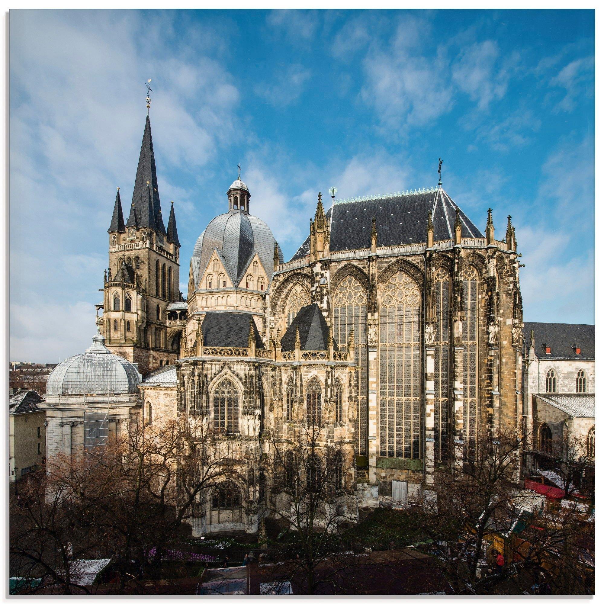 Op zoek naar een Artland print op glas Akense Domkerk II (1 stuk)? Koop online bij OTTO