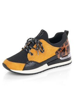 remonte slip-on sneakers geel