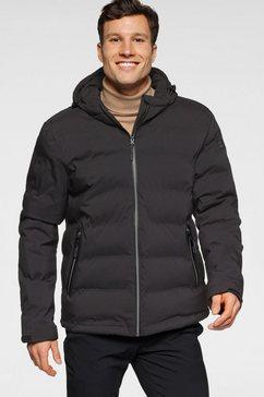 killtec gewatteerde jas zwart