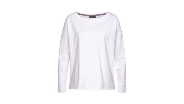 Elbsand shirt met lange mouwen