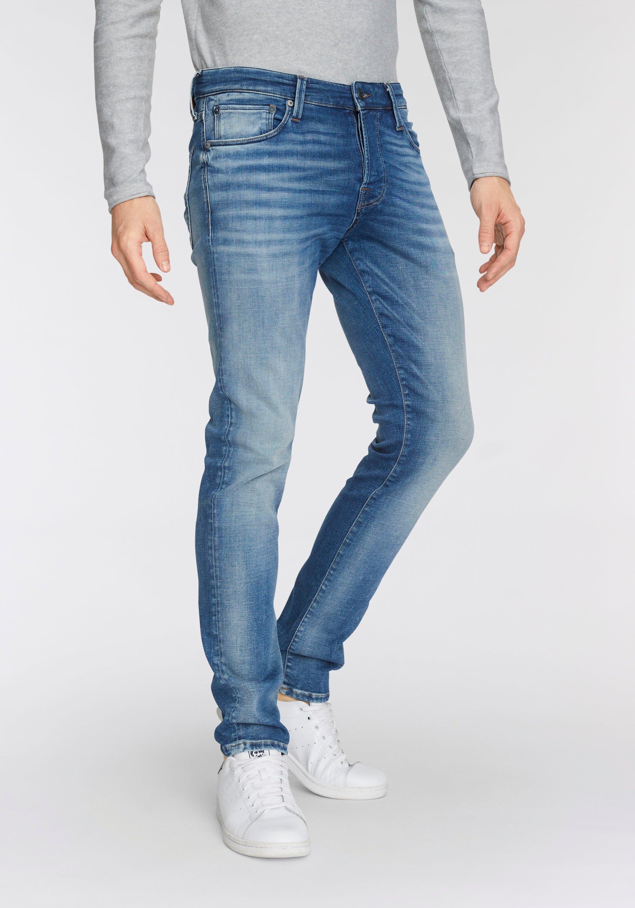 Jack & Jones Slim fit jeans Glenn Icon - gratis ruilen op otto.nl