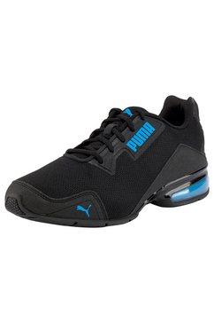 puma sneakers »leader vt tech mesh« zwart