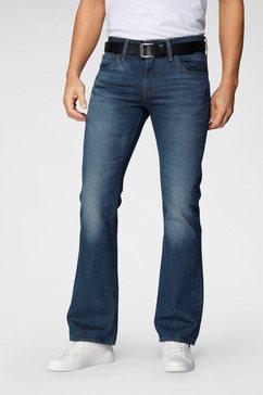 levi's bootcut jeans 527™ blauw
