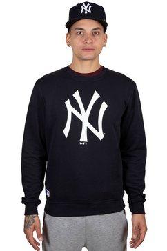new era sweatshirt new york yankees blauw