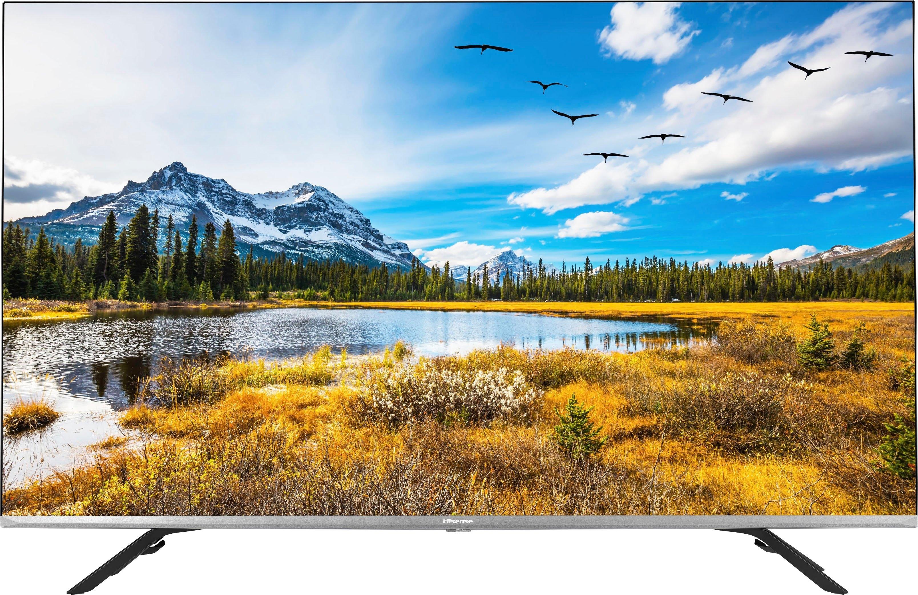 Op zoek naar een Hisense QLED-TV 50E76GQ, 126 cm / 50