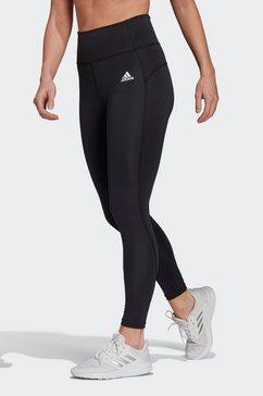 adidas functionele tights feelbrilliant tight zwart