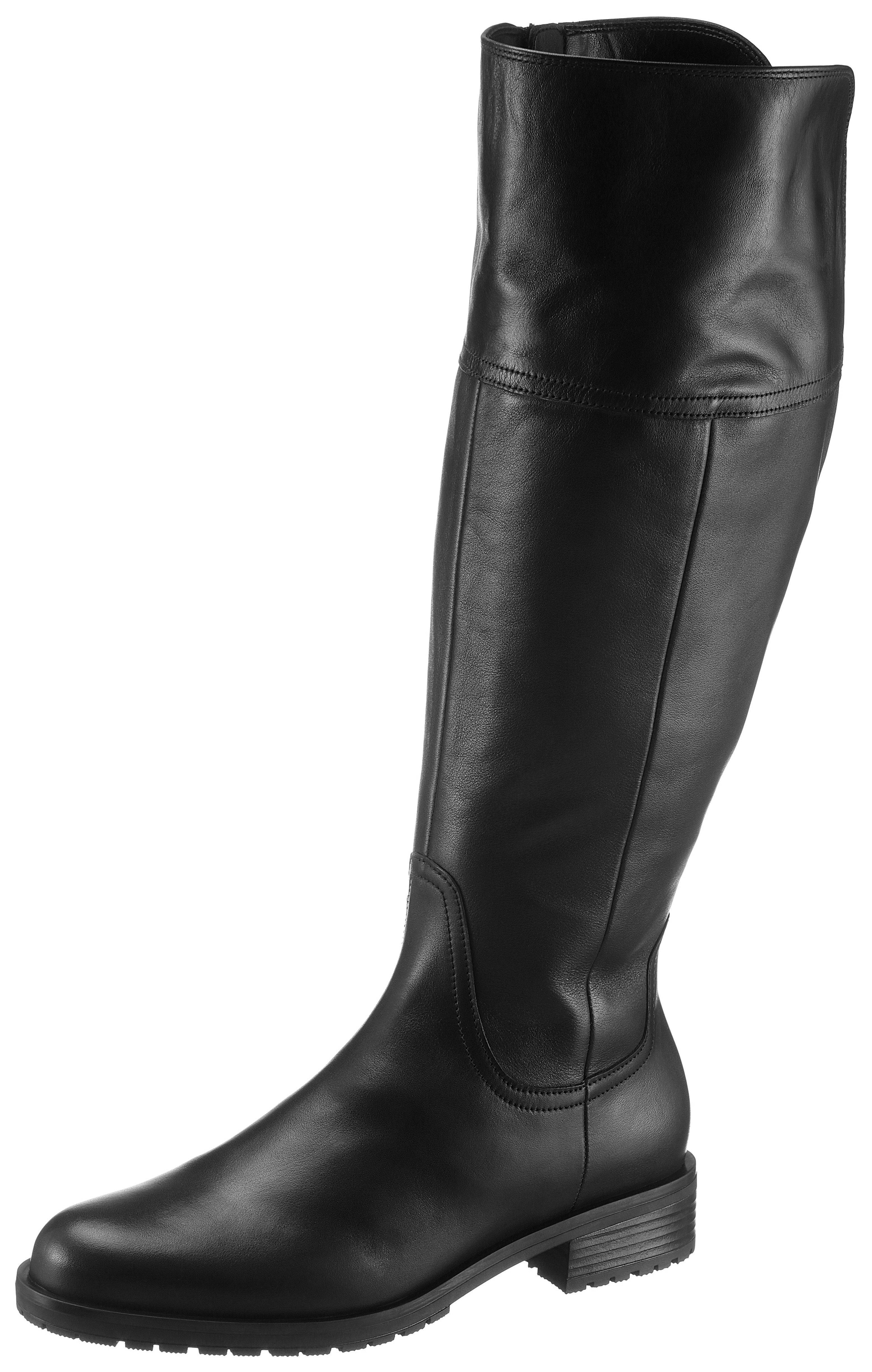 Gabor laarzen met wijde schacht Genua in ruiterlaarzen-look goedkoop op otto.nl kopen