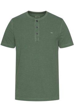 camel active t-shirt groen
