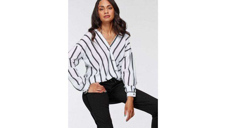 AJC blouse zonder sluiting
