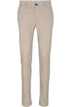 tom tailor chino-broek beige