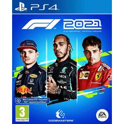 ps4 game f1 2021