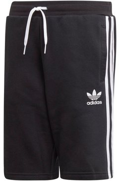 adidas originals sweatshort »fleece shorts« zwart