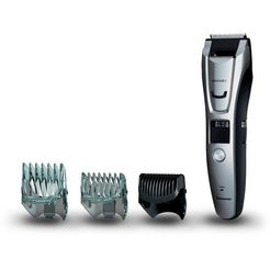 panasonic multifunctionele trimmer er-gb80-h503, opzetstukken: 3 st. zilver