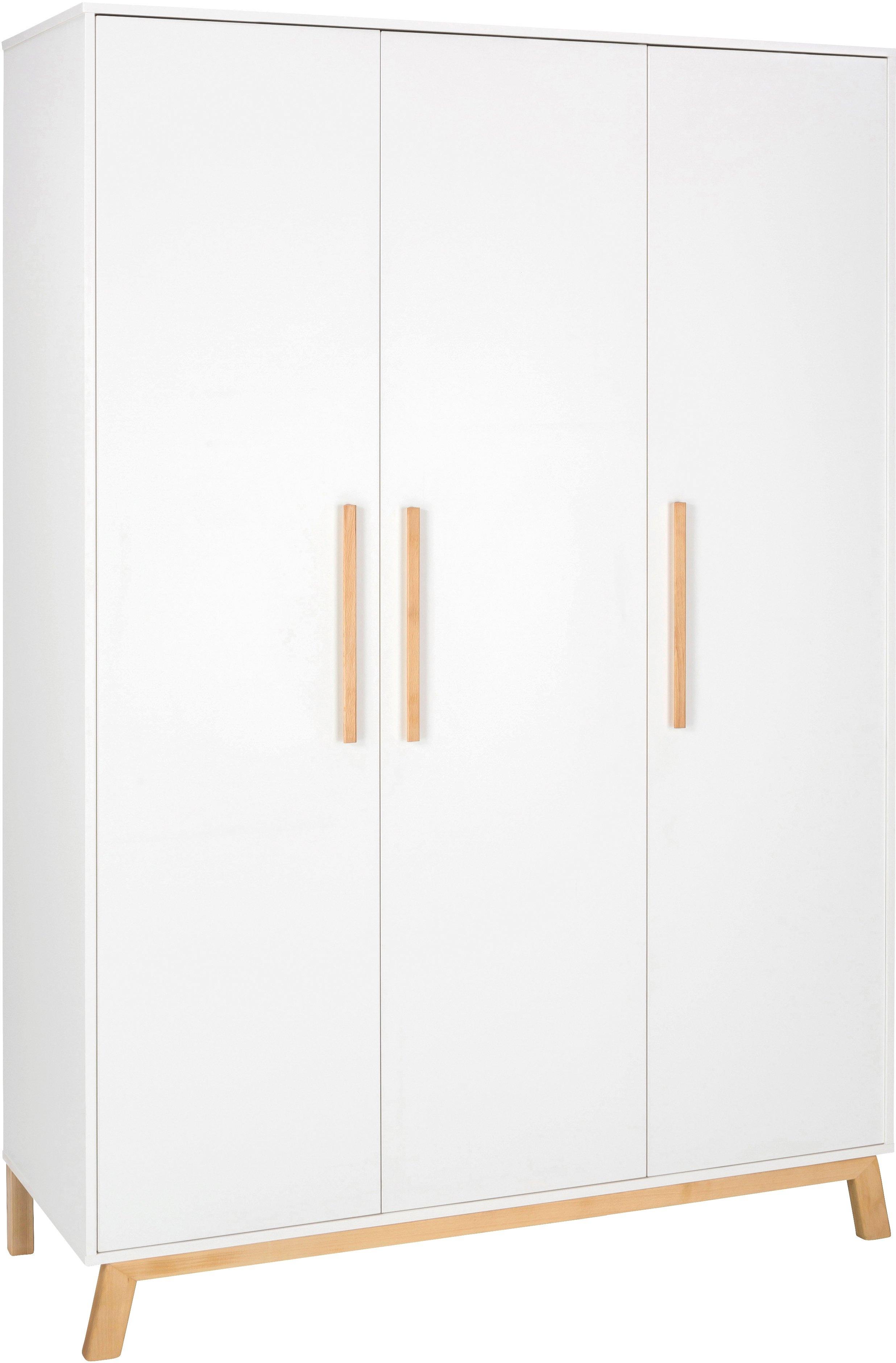 Schardt kledingkast Sienna White 3-deurs; made in germany nu online bestellen