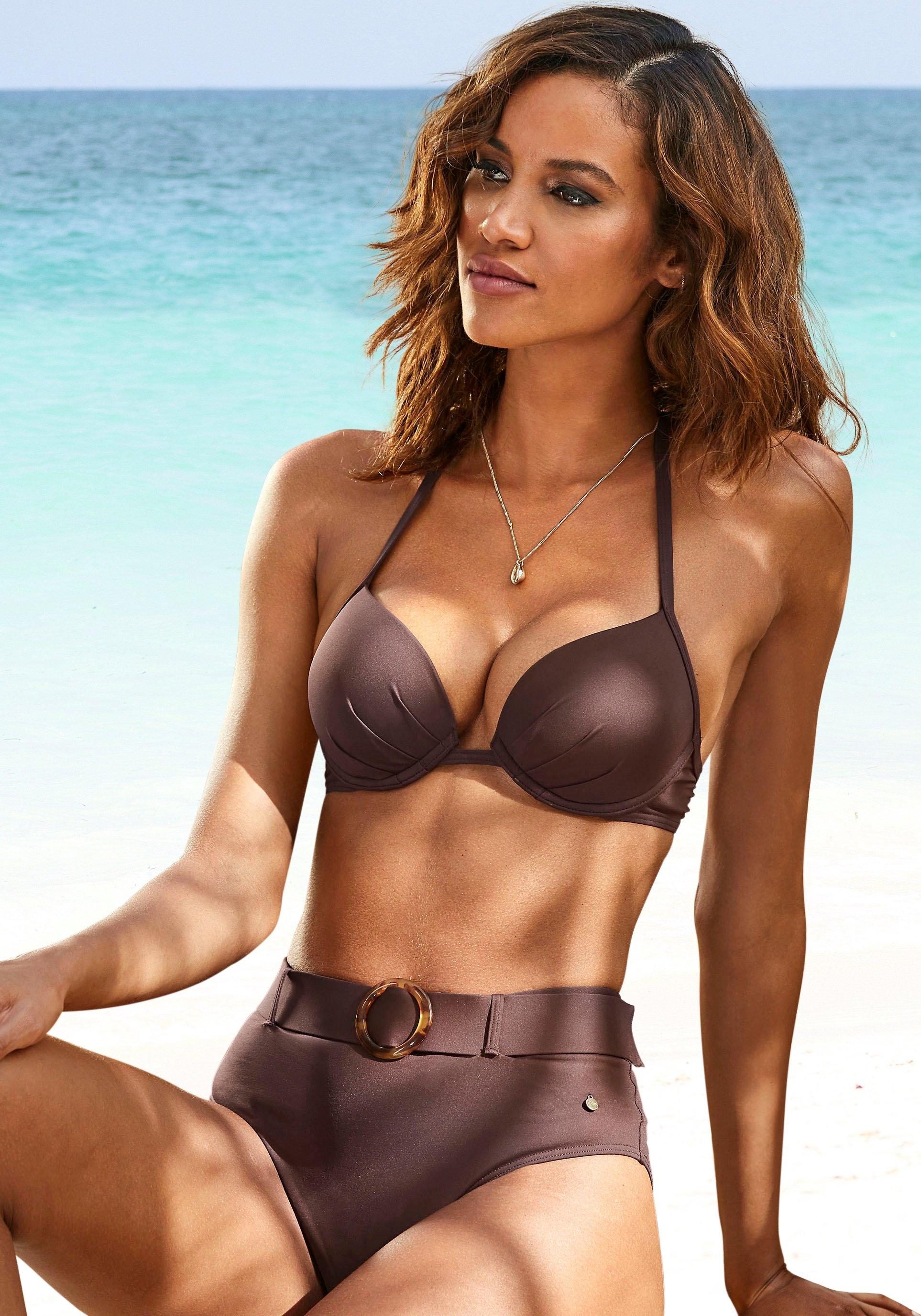 s.Oliver RED LABEL Beachwear s.Oliver Beachwear push-upbikinitop »Rome« online kopen op otto.nl