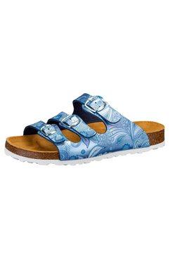 lico slippers bioline lady power blauw