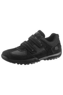 dockers by gerli klittenbandschoenen met klittenbandsluitingen zwart