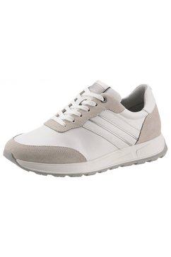 joop! sneakers lista hanna met contrastkleurige details wit