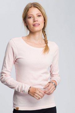 kangaroos shirt met lange mouwen roze