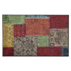 mat patch multicolor