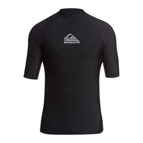 NU 20% KORTING: Quiksilver Rash Vest met Lange Mouwen en UPF 50 Heater