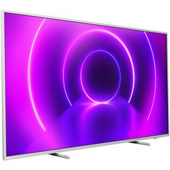 philips 75pus8505 led-tv (189 cm - (75 inch), 4k ultra hd, android tv zilver